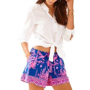 lilly pulitzer katia shorts